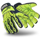 Polyco HexArmor 4026 Safety Gloves Impacts & Level-5 Cut Protection