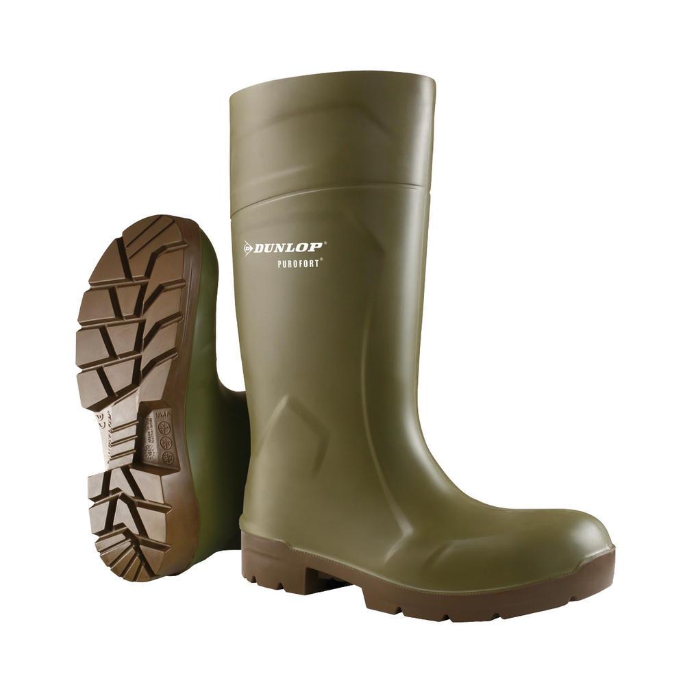 Dunlop CA61831 Purofort FoodPro Multigrip Safety Wellington Boots