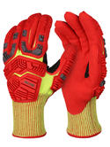 Skytec Torben Impact Protection Gloves Level C Cut Resistant