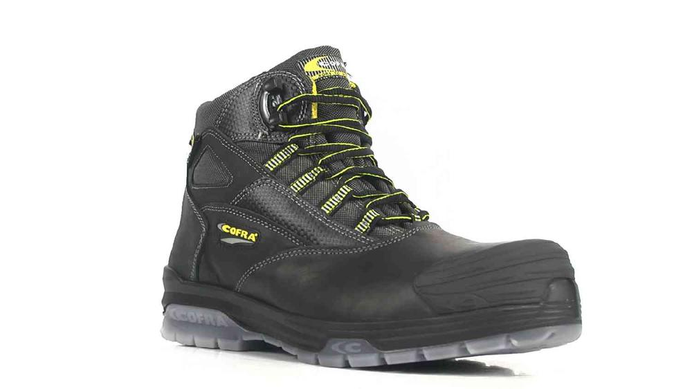 Cofra Gauguin Safety Boots Gore-Tex Waterproof Metal Free