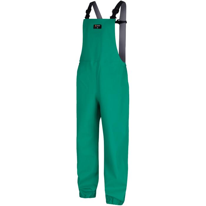 Alpha Solway CSBB-EA Chemsol Bib & Brace Trousers Chemical Resistant