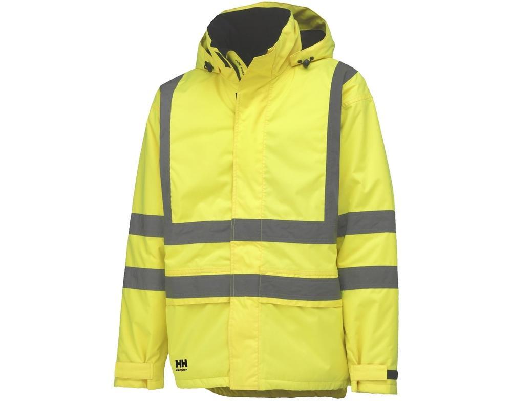 Helly Hansen 70333 Alta Winter Jacket Waterproof Hi Vis Yellow