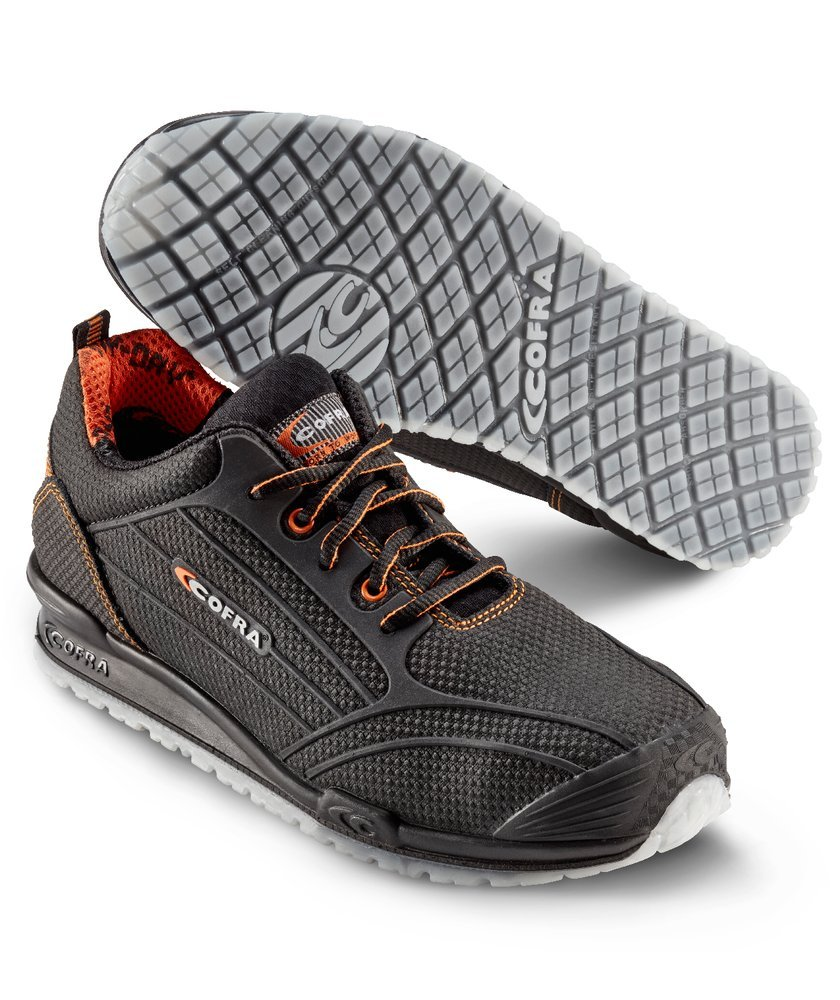 Cofra Cregan Men Safety Trainer Shoes