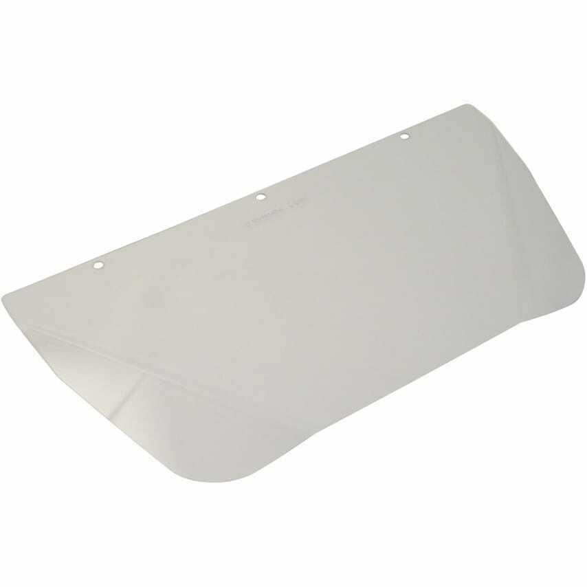 JSP ANA060-230-000 Visor Replacement 20cm Clear