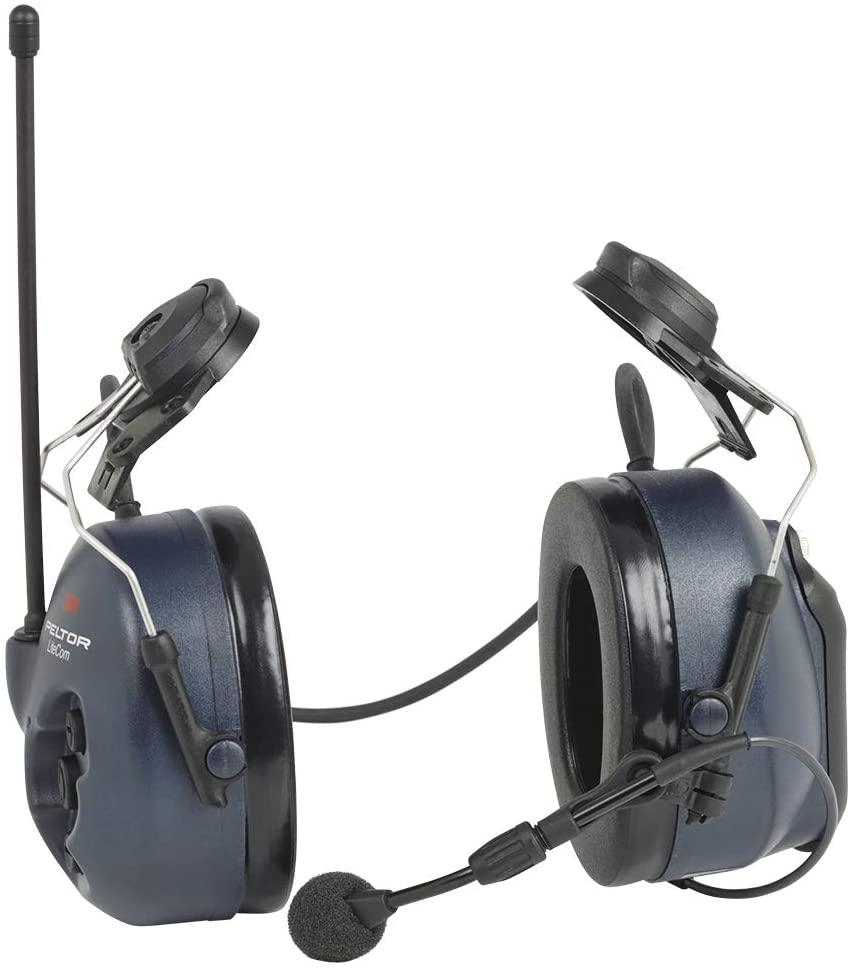 3M PELTOR MT53H7P3E4400 LiteCom Helmet Mounted Headset 2 -Way Radio