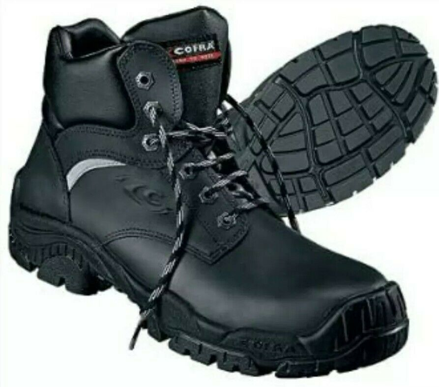 Cofra Ipswich Safety Boots Composite Toe Cap & Midsole S3