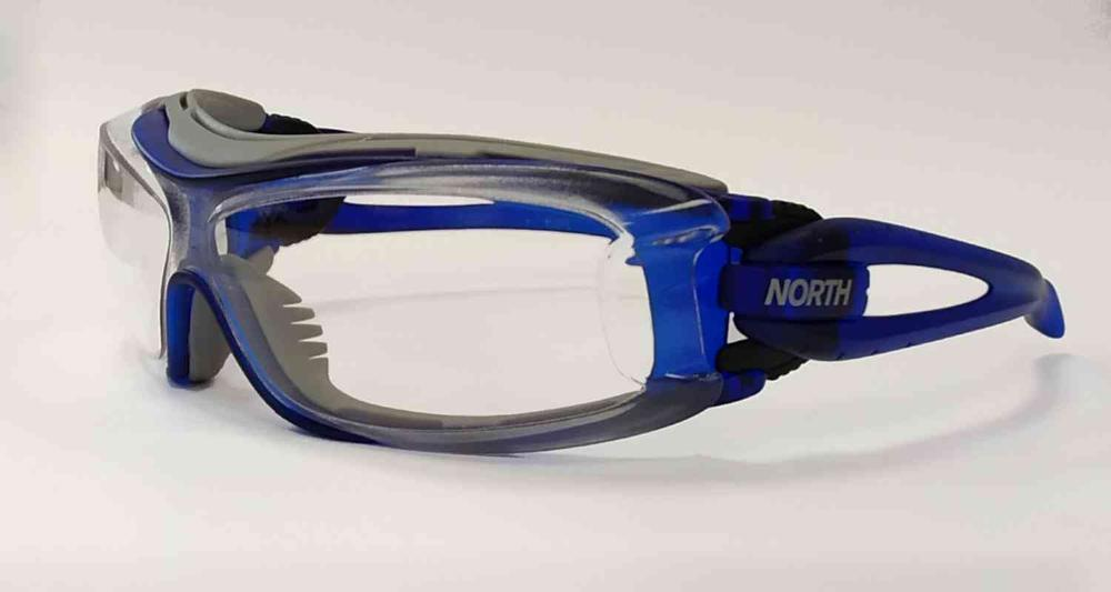 Honeywell by North VX-7 Spectacles/Goggles Polycarbonate Clear Lens