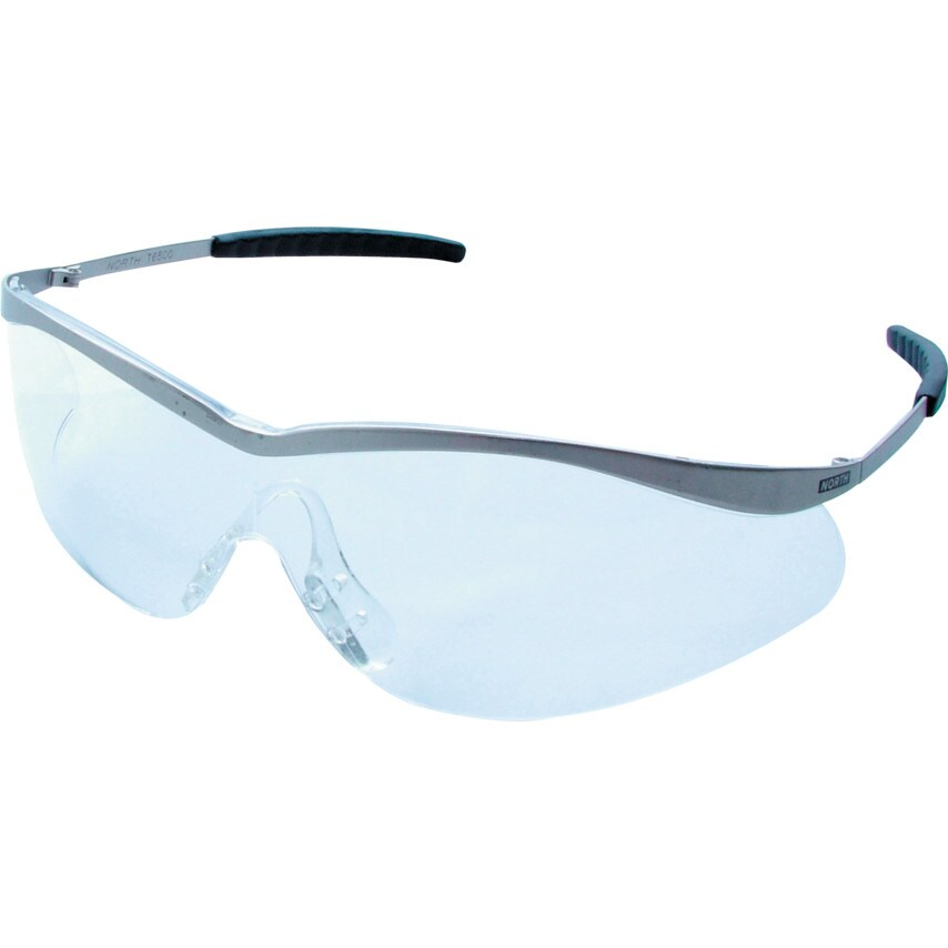 North by Honeywell 908500 Safety Spectacles Metal Frame Clear Lens