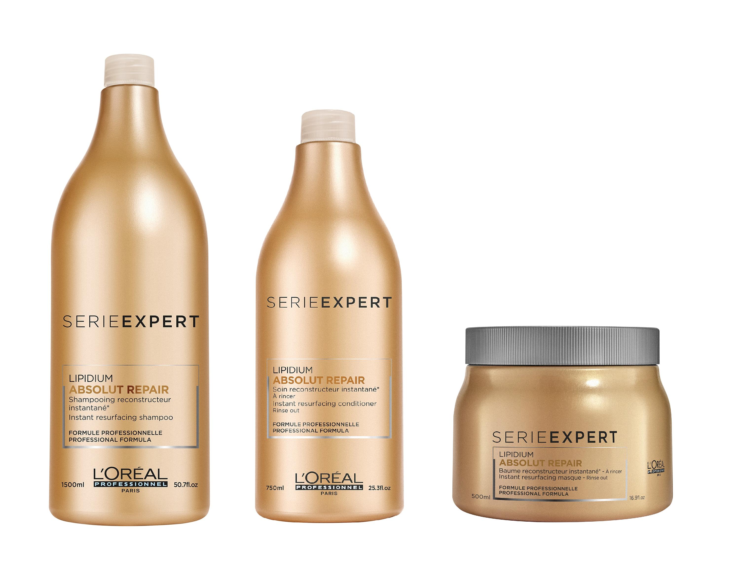 L Oreal Serie Expert Absolut Repair Lipidium Shampoo