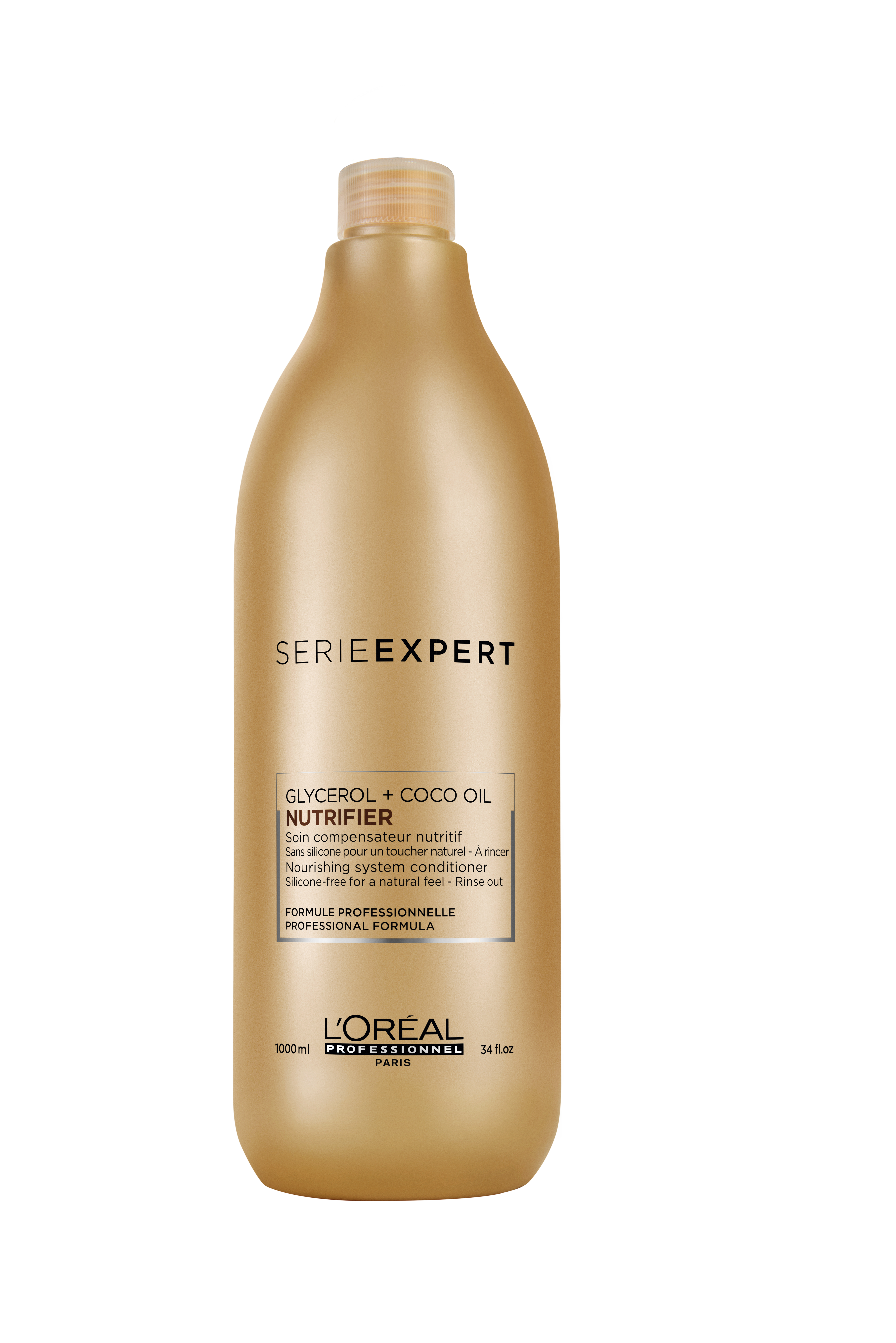 L'Oreal Serie Expert Nutrifier Glycerol+Coco Oil Conditioner 1000ml
