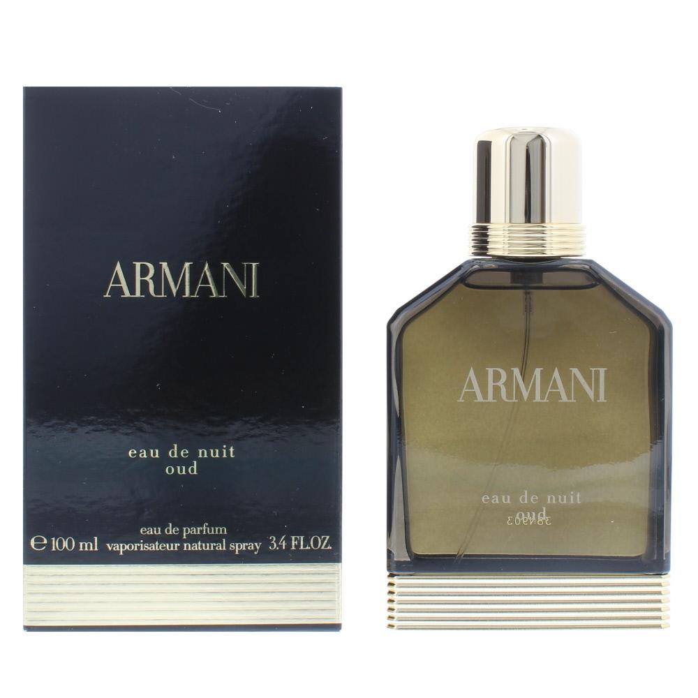 Giorgio Armani Eau De Nuit Oud Eau De Parfum 100ml 3614270977817 Ebay