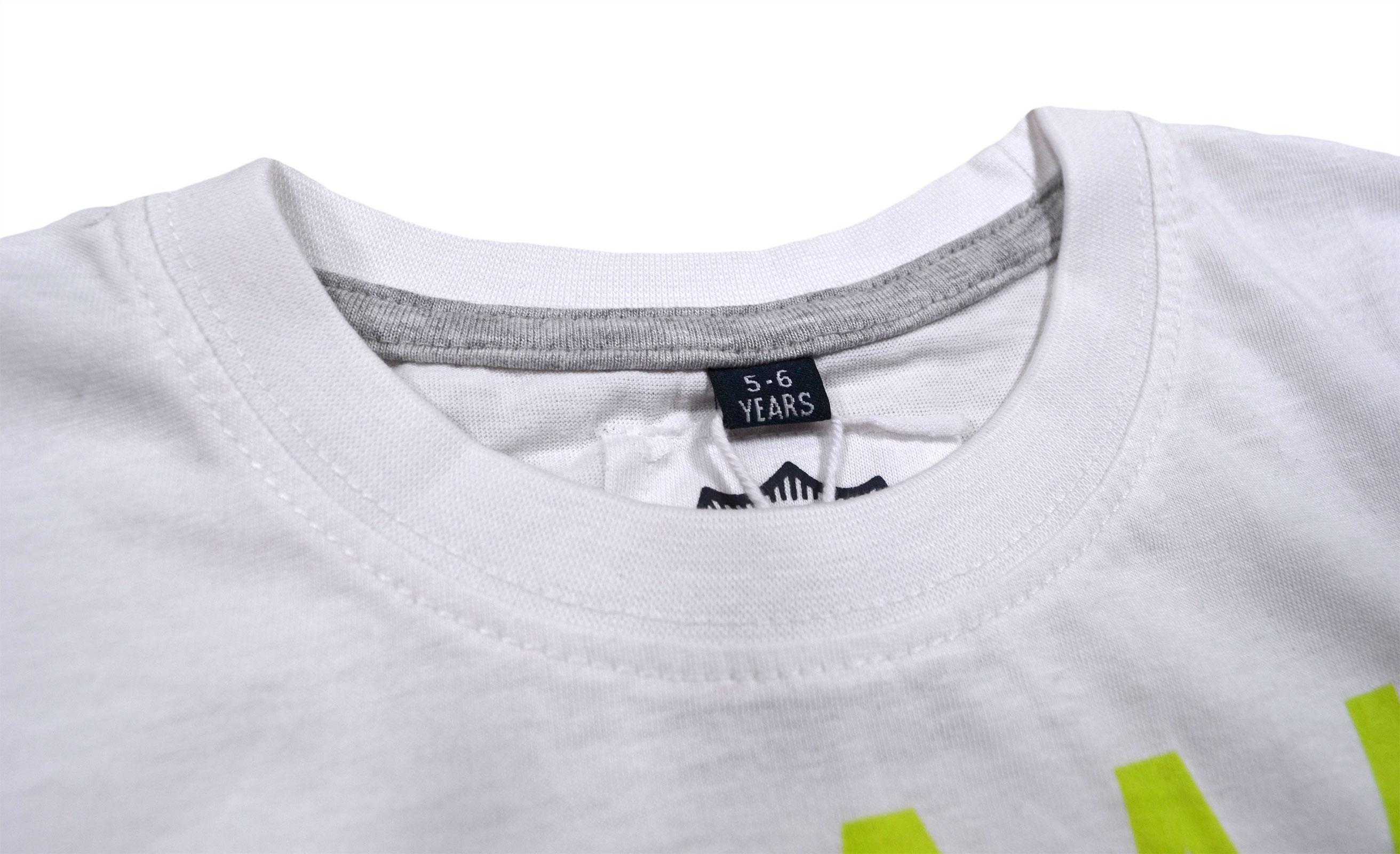 Garcons-Neuf-en-coton-T-shirt-a-encolure-ras-du-cou-d-039-ete-Enfant-Top-2-3-4-5-6-7-8-9-10-11-12-13 miniature 17
