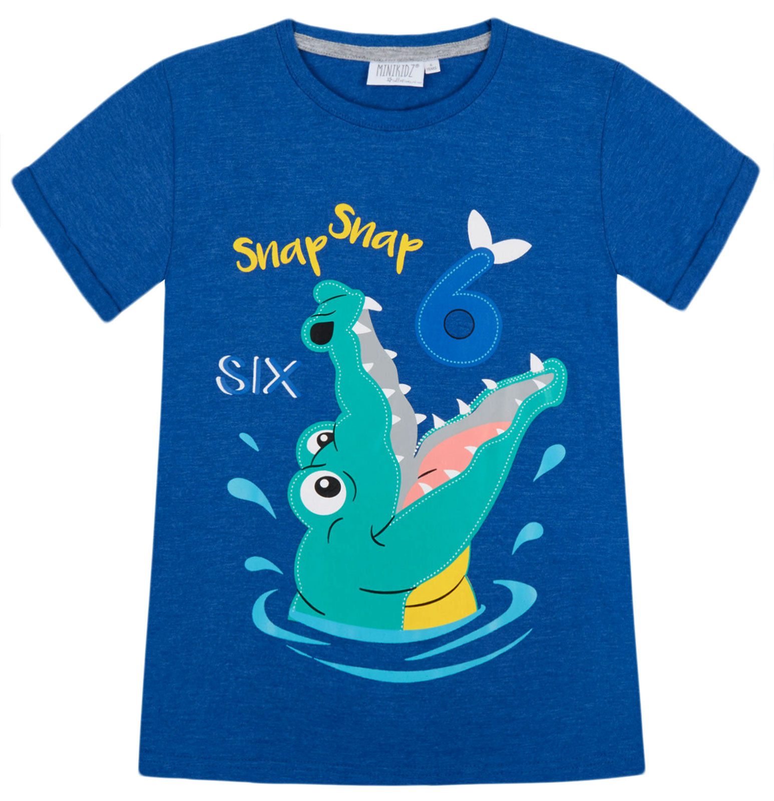 Boys-Birthday-I-Am-1-2-3-4-5-6-Years-Top-Kids-New-Age-Number-Birthday-T-Shirt thumbnail 17