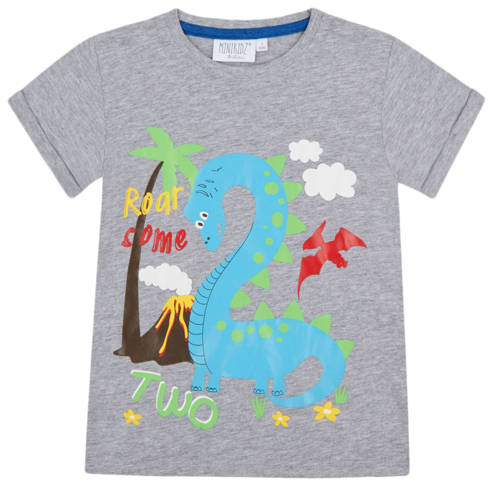 Boys-Birthday-I-Am-1-2-3-4-5-6-Years-Top-Kids-New-Age-Number-Birthday-T-Shirt thumbnail 25