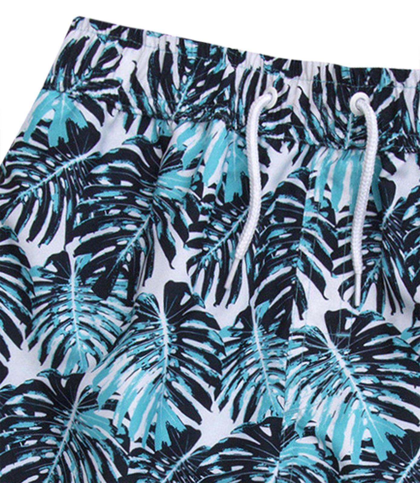 Boys-Swimming-Shorts-Kids-Bermuda-Holiday-Trunks-2-3-4-5-6-7-8-9-10-11-12-13-Yrs thumbnail 3