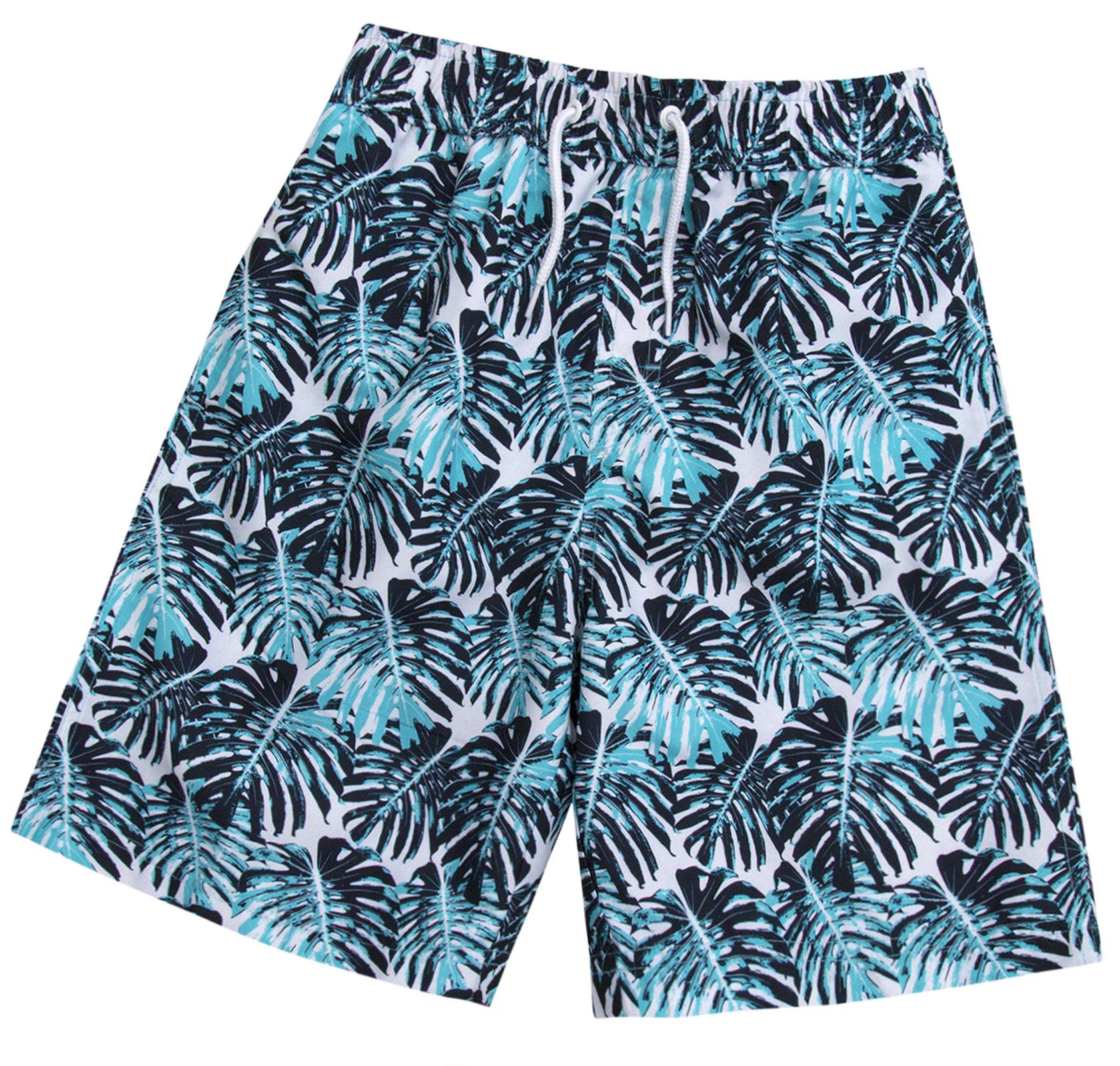 Boys-Swimming-Shorts-Kids-Bermuda-Holiday-Trunks-2-3-4-5-6-7-8-9-10-11-12-13-Yrs thumbnail 5