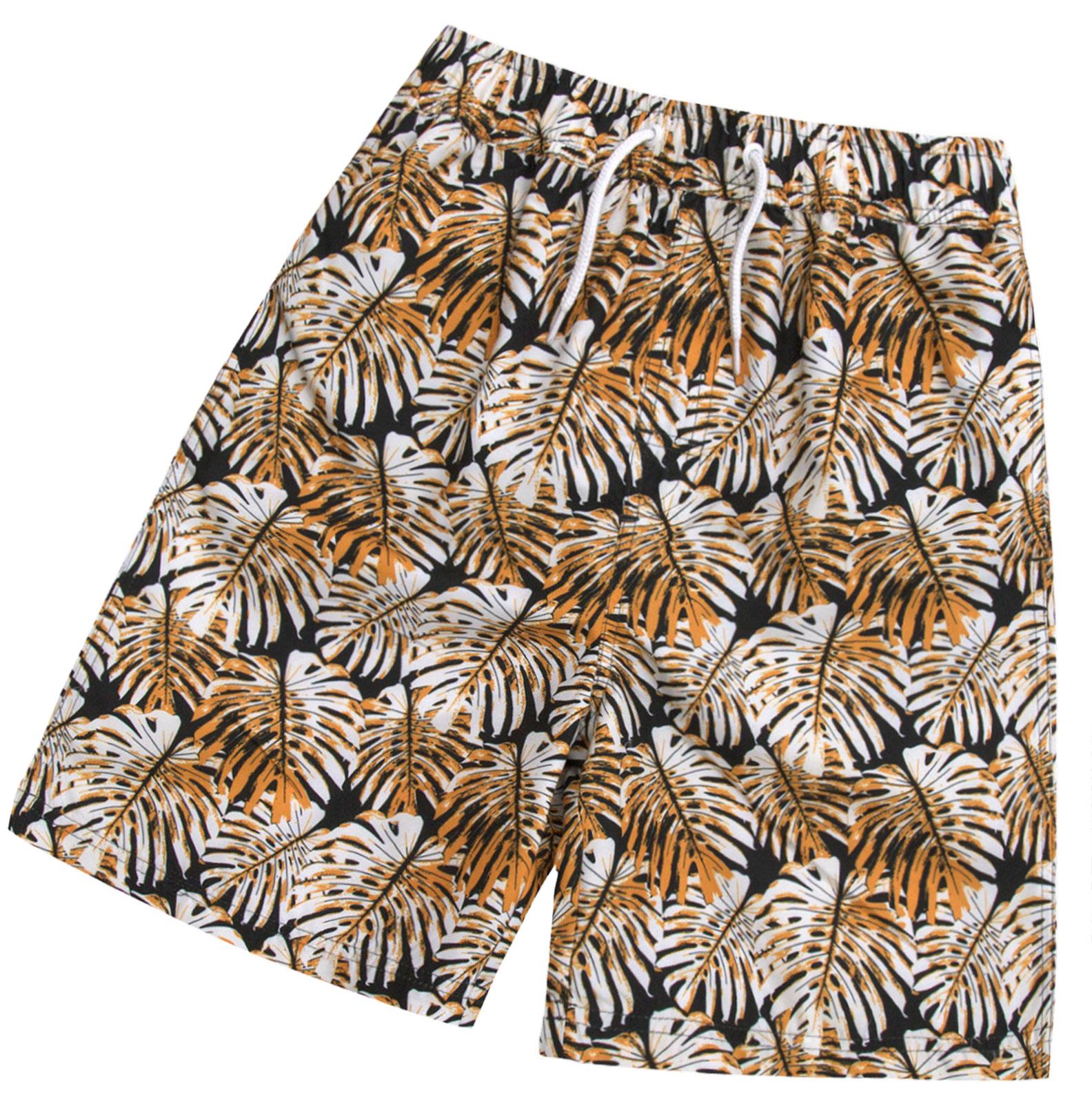 Boys-Swimming-Shorts-Kids-Bermuda-Holiday-Trunks-2-3-4-5-6-7-8-9-10-11-12-13-Yrs thumbnail 9