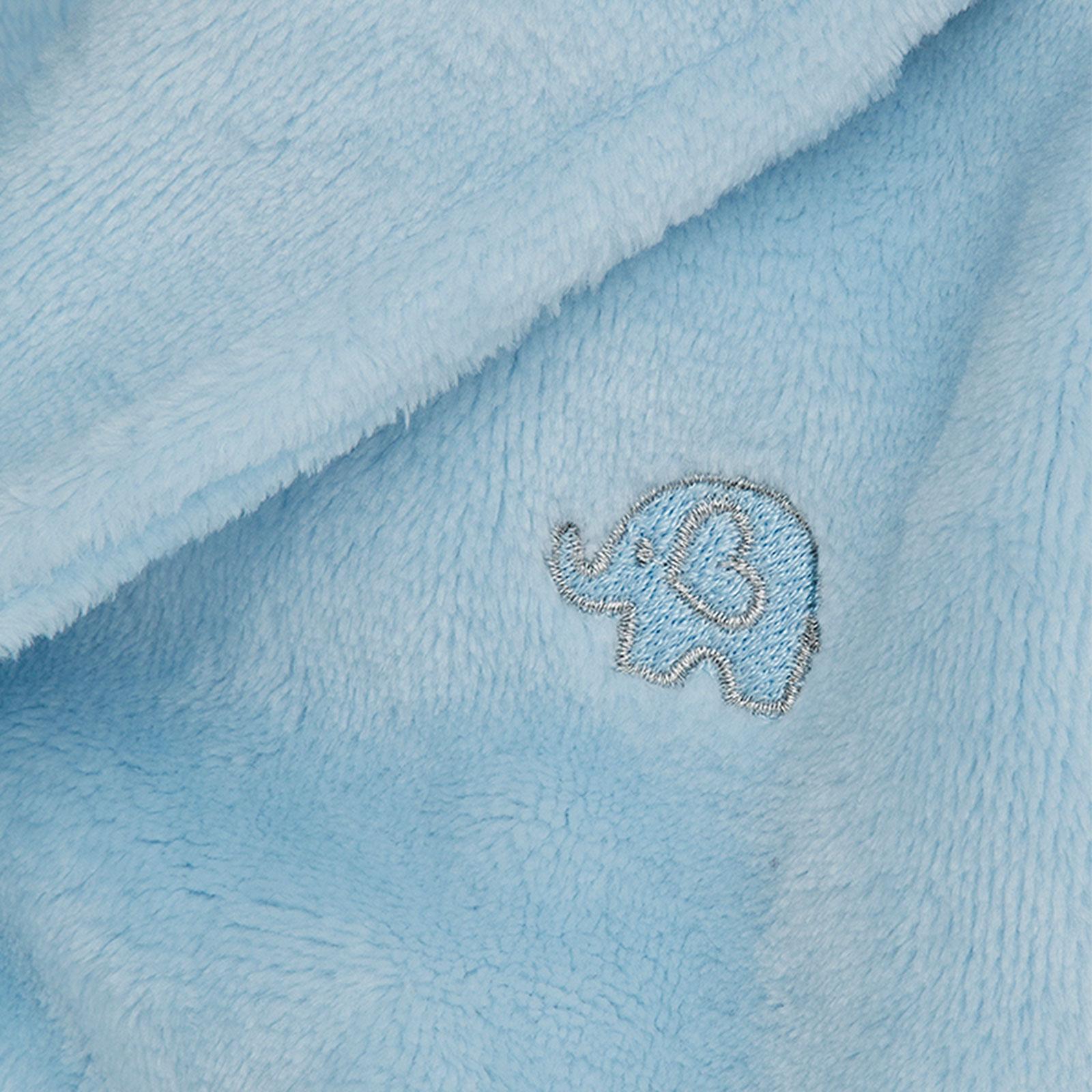 Garçons Filles Bébé Robe De Chambre Neuf Enfants Unisexe Plaine De Bain Âges 6-24 mois