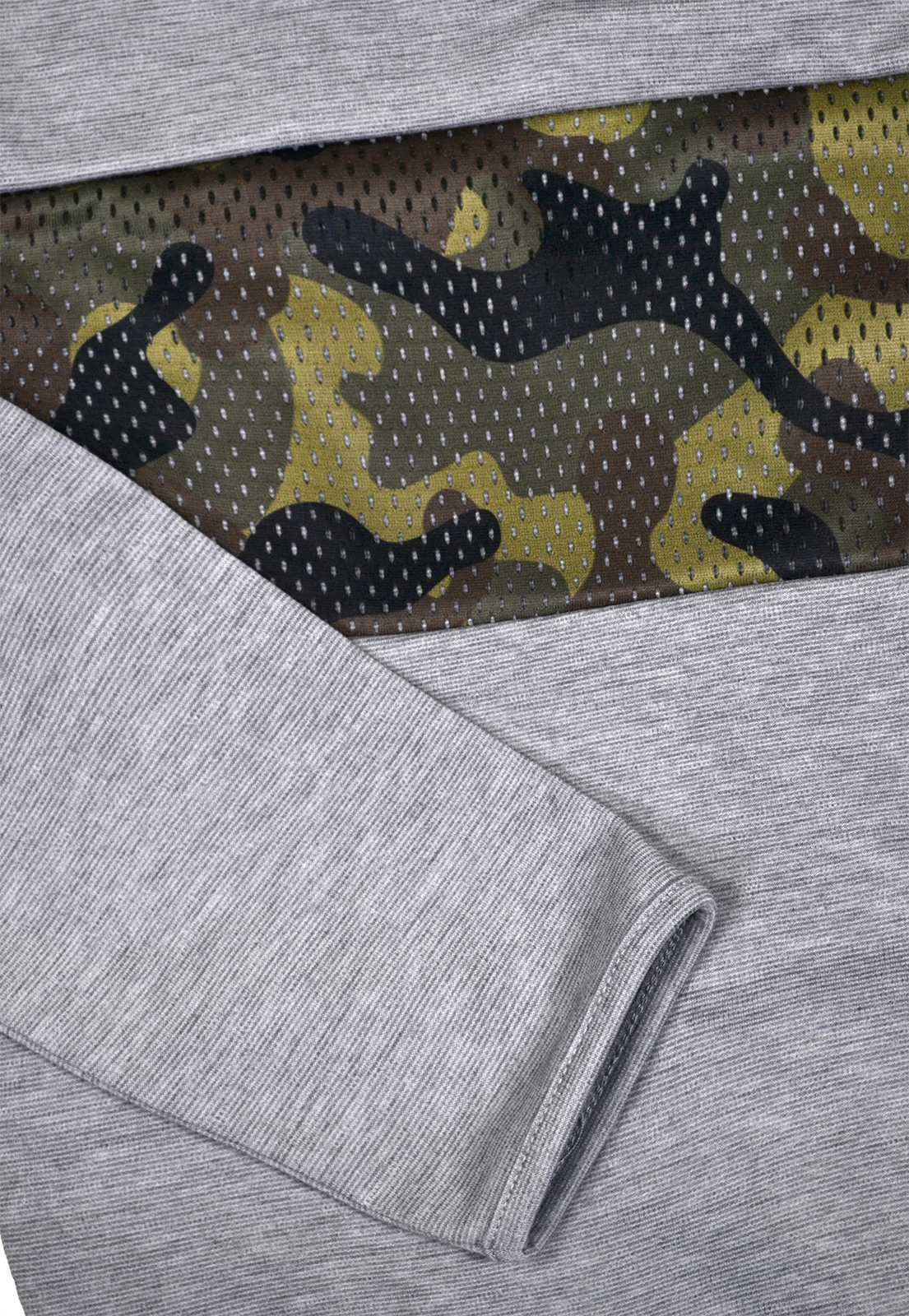 Boys-Camo-Jumper-Kids-New-Green-Grey-Long-Sleeve-Hoodie-Top-Ages-2-3-4-5-6-Years thumbnail 3
