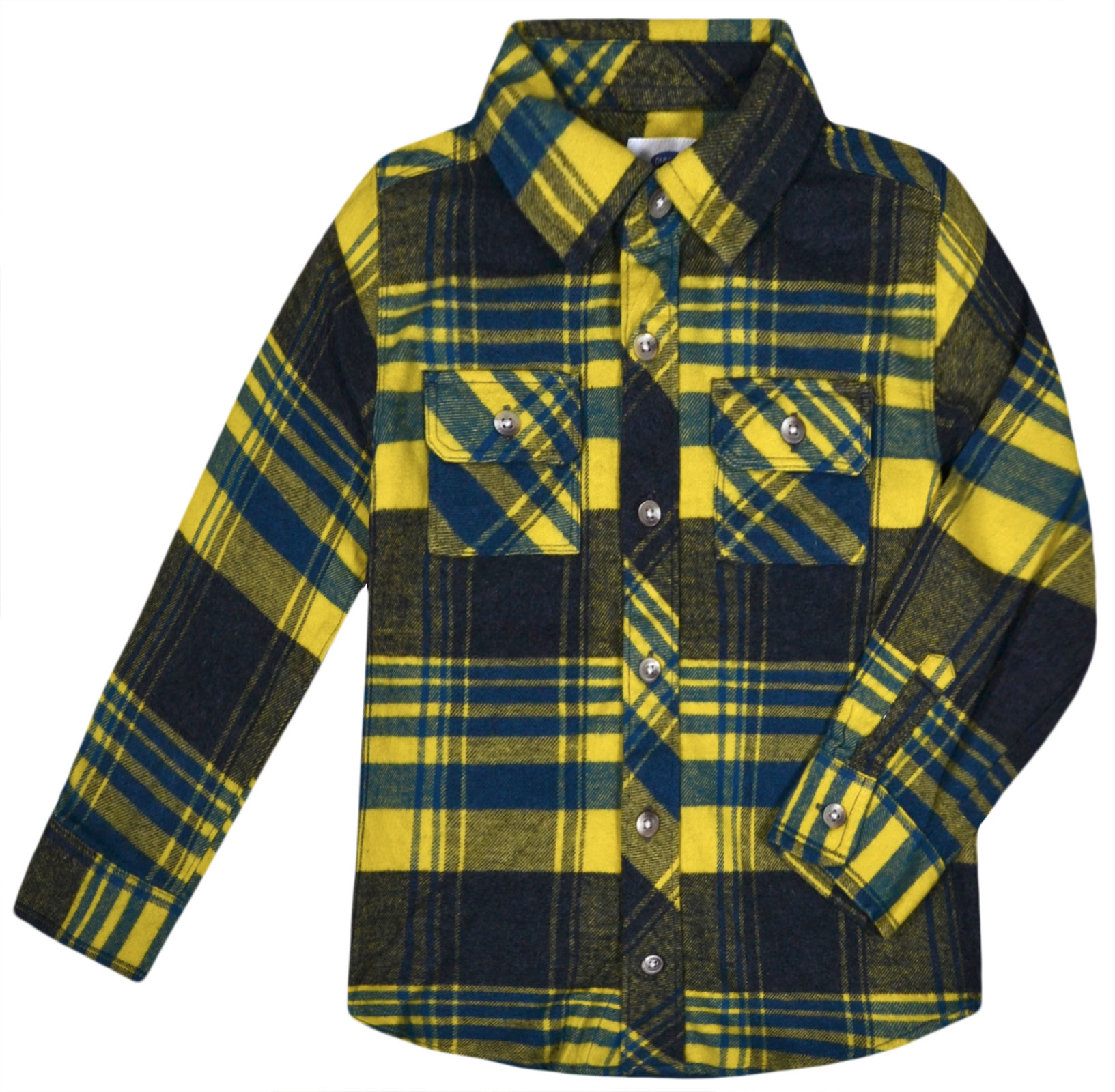 Boys-Ex-GAP-Shirt-Boy-Long-Sleeve-Cotton-Top-Check-Blouse-Ages-2-3-4-5-6-Years thumbnail 3