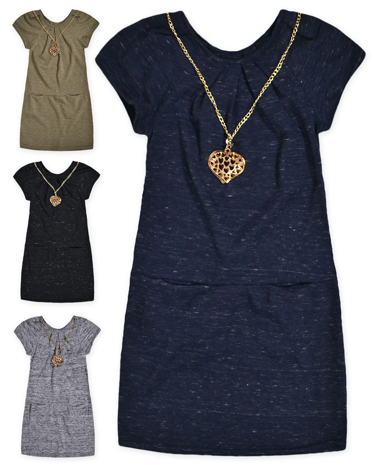 Girls Short Sleeved Aztec T Shirt New Kids Summer Top Grey Pink Blue 5-13 Years