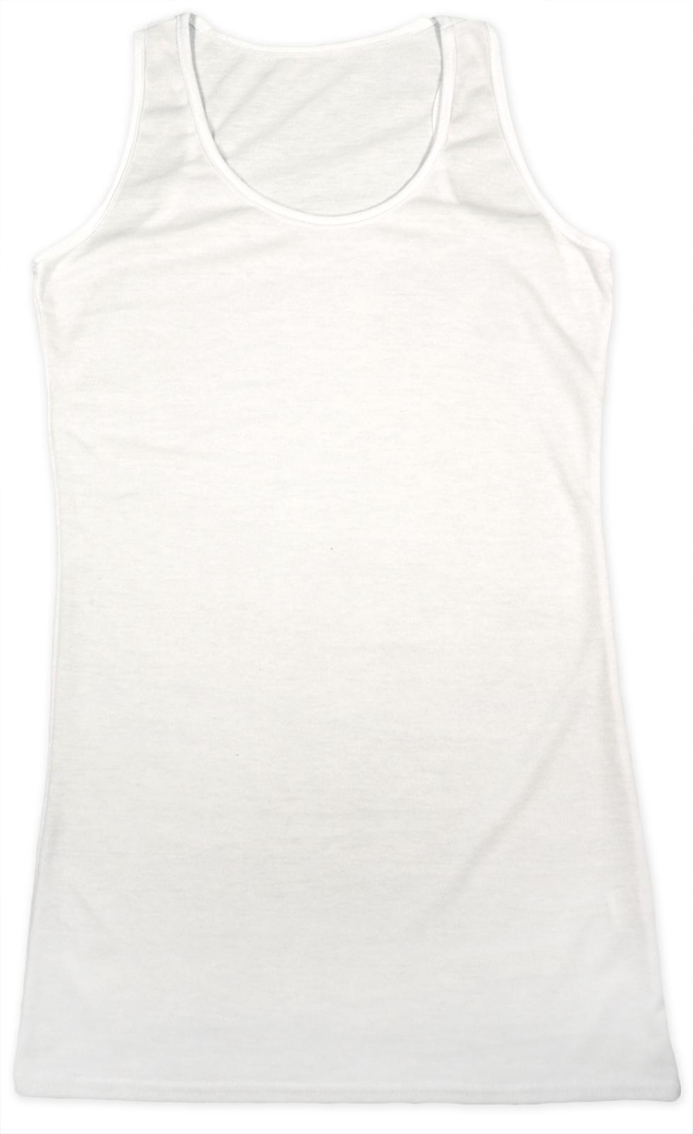 c160eeee8 Ladies New Plain Vest Top Womens Summer Stretch Long Cream T Shirt UK Size  S M L