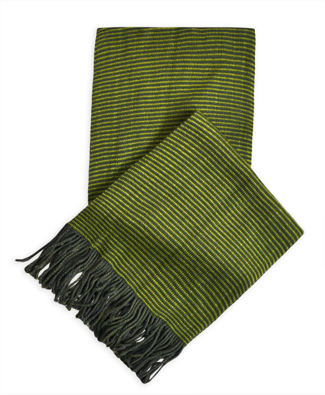 Mens M/&S Scarf Ex Store New Stripe Winter Tassel Acrylic Striped Scarves O//S