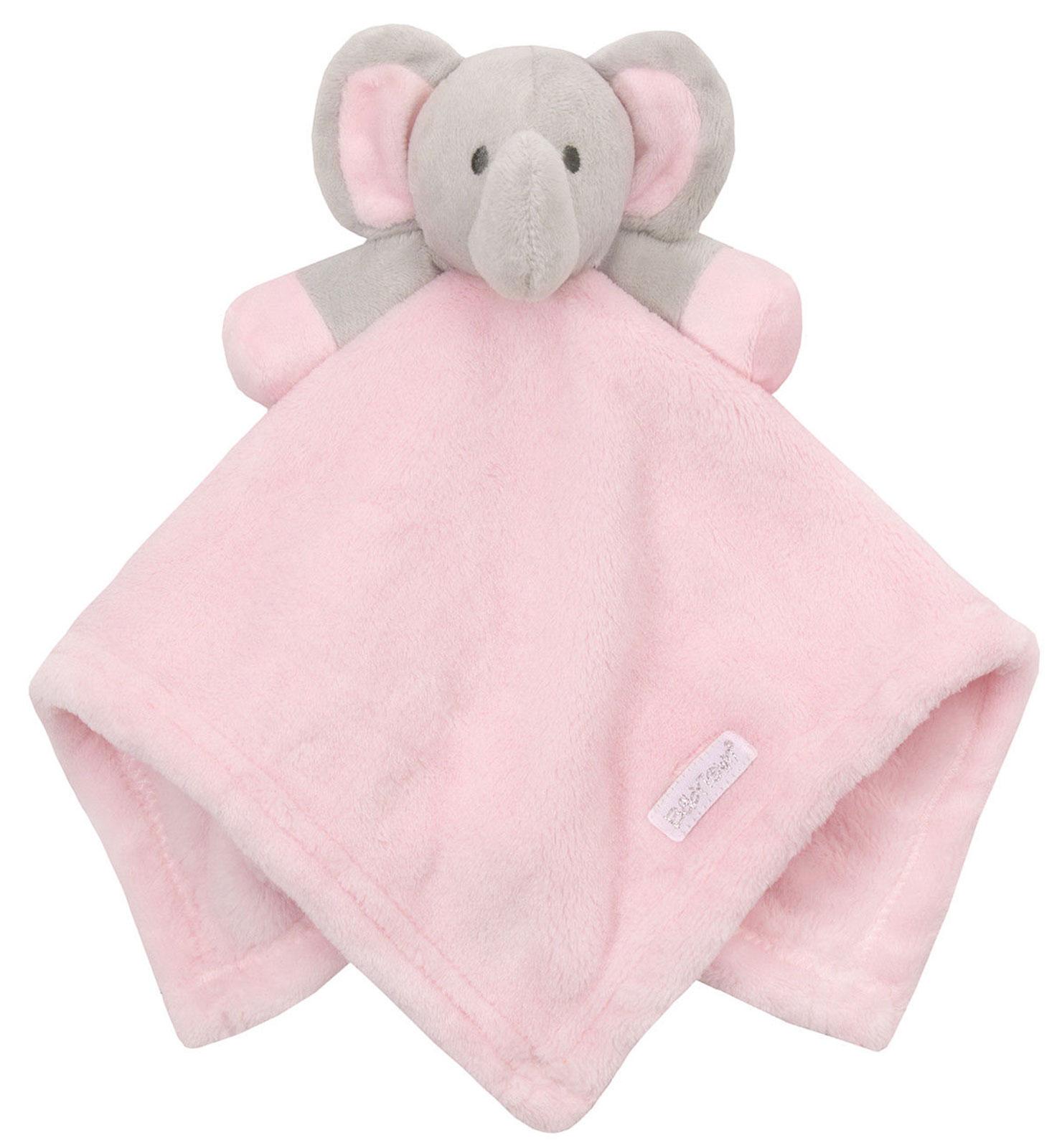Baby Boys or Girls Comforter Newborn Teddy Bear Unicorn Snuggle Blanket Soft Toy