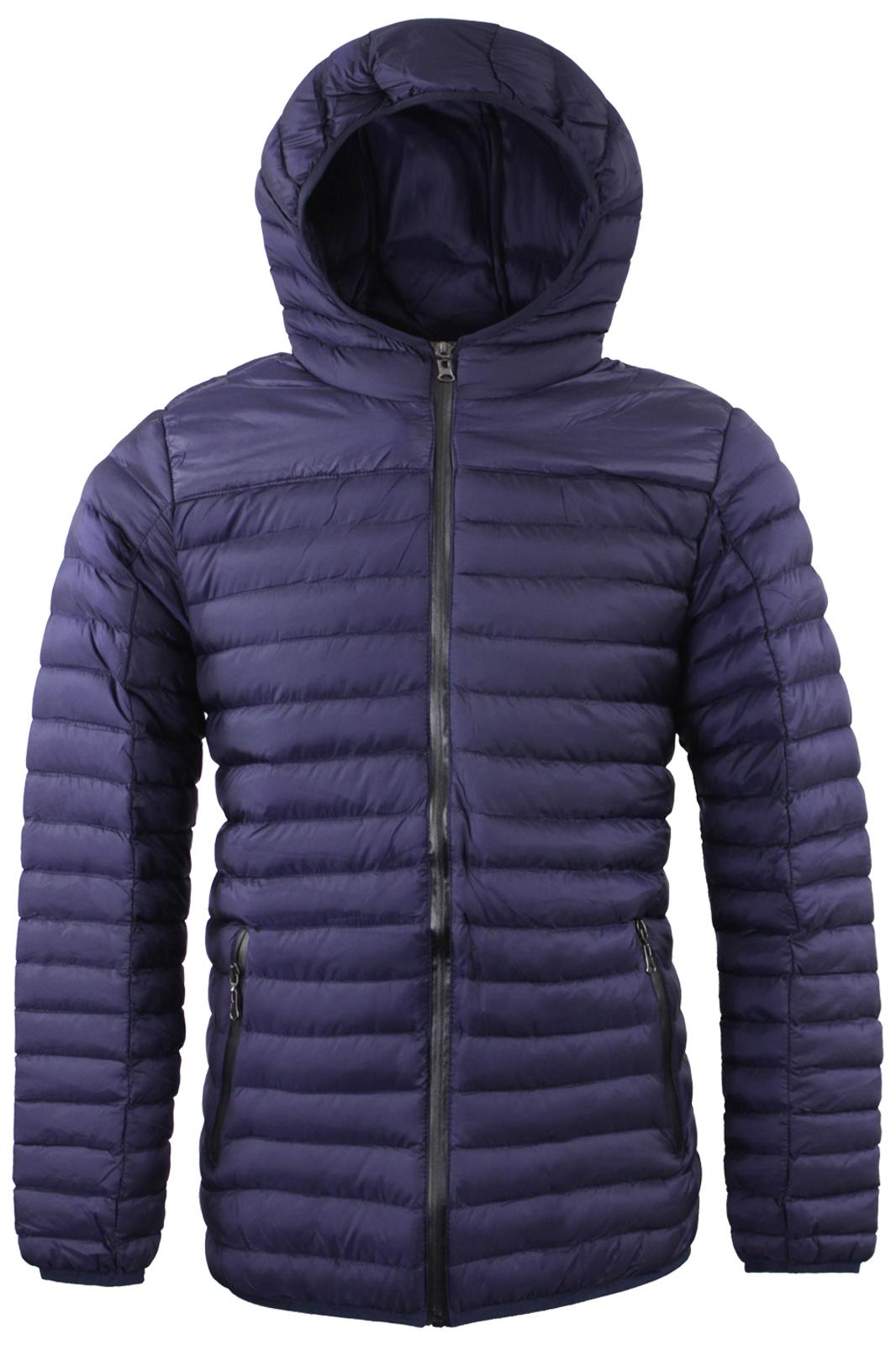 Mens Tokyo Lee Parka Parker Padded Lined Winter Jacket Faux Fur Hooded Coat