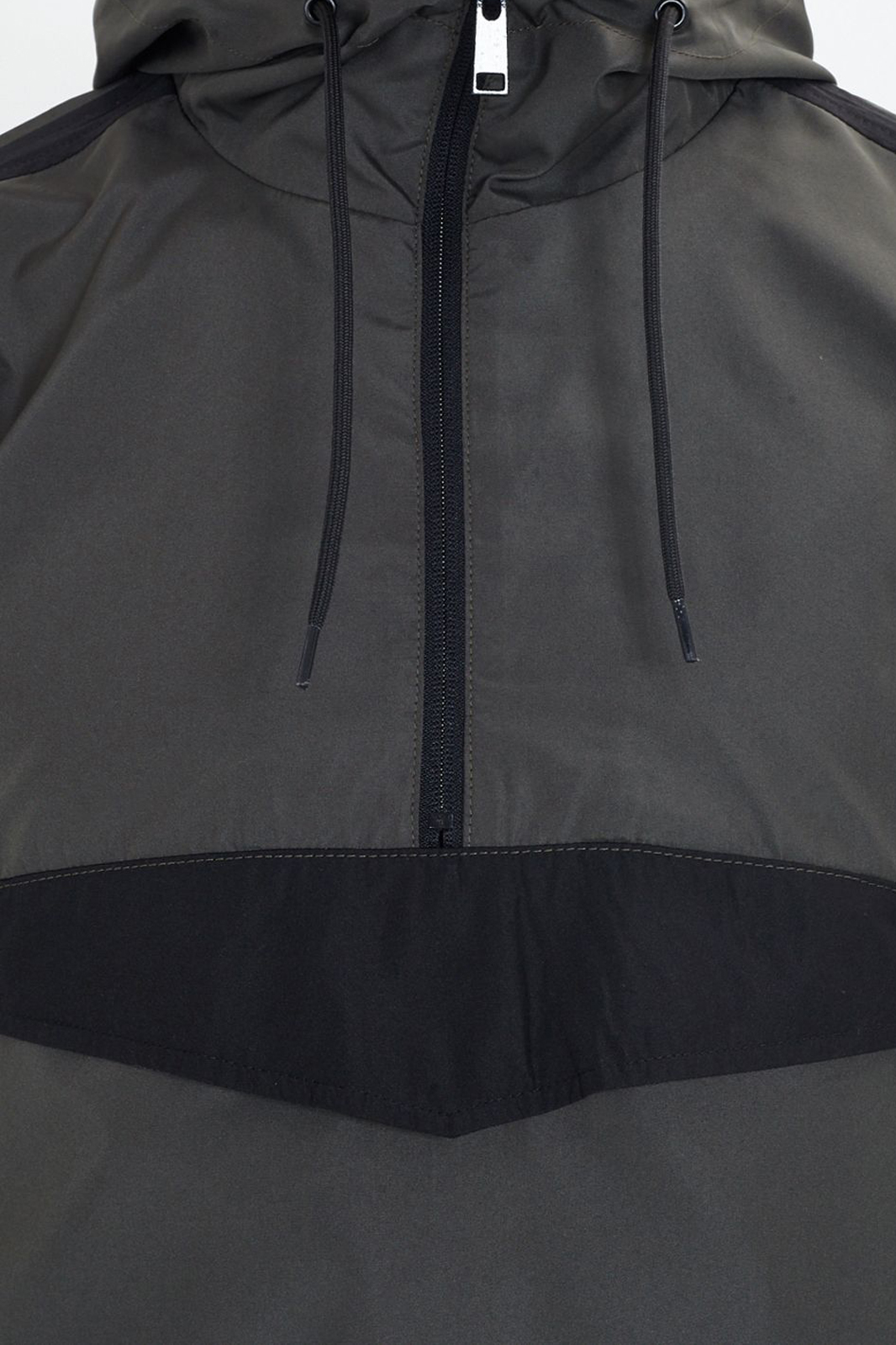Men/'s Brave Soul Cagoule Style Lightweight Pull Over Running Jacket New SS18