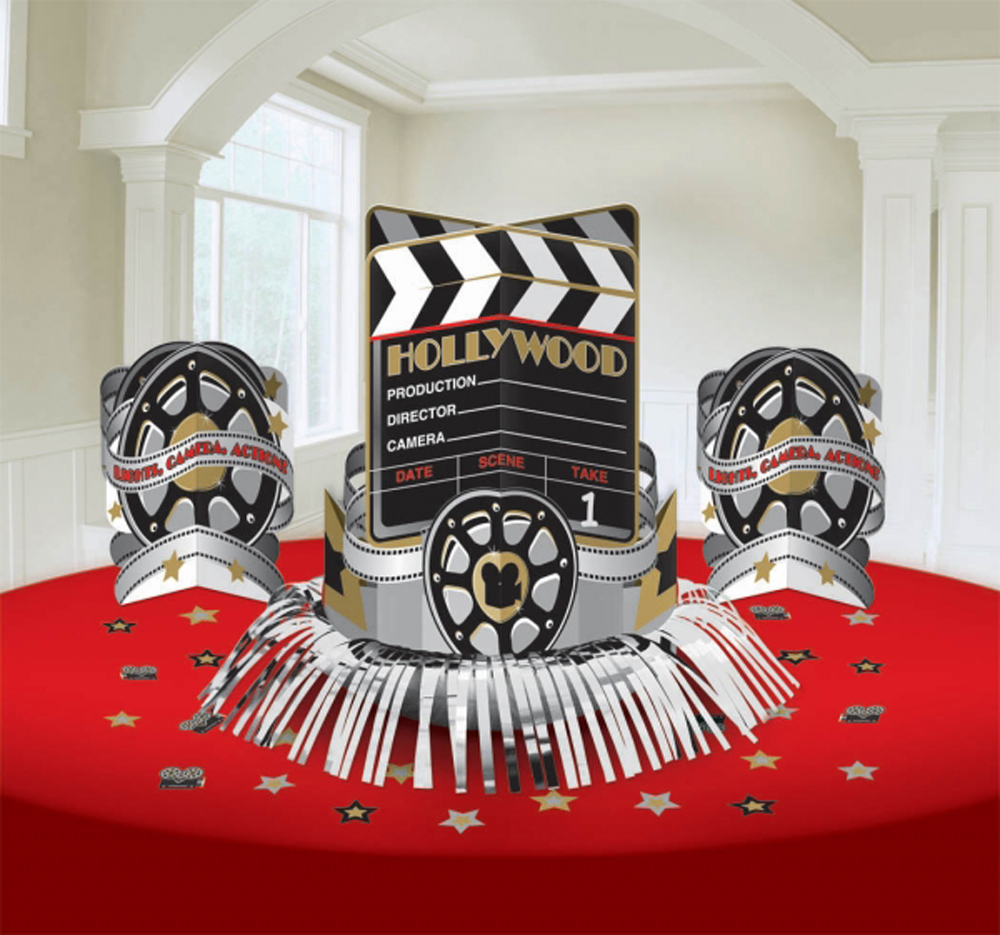 asp decor out hollywood supplies night prom awards decorations and graduation cut