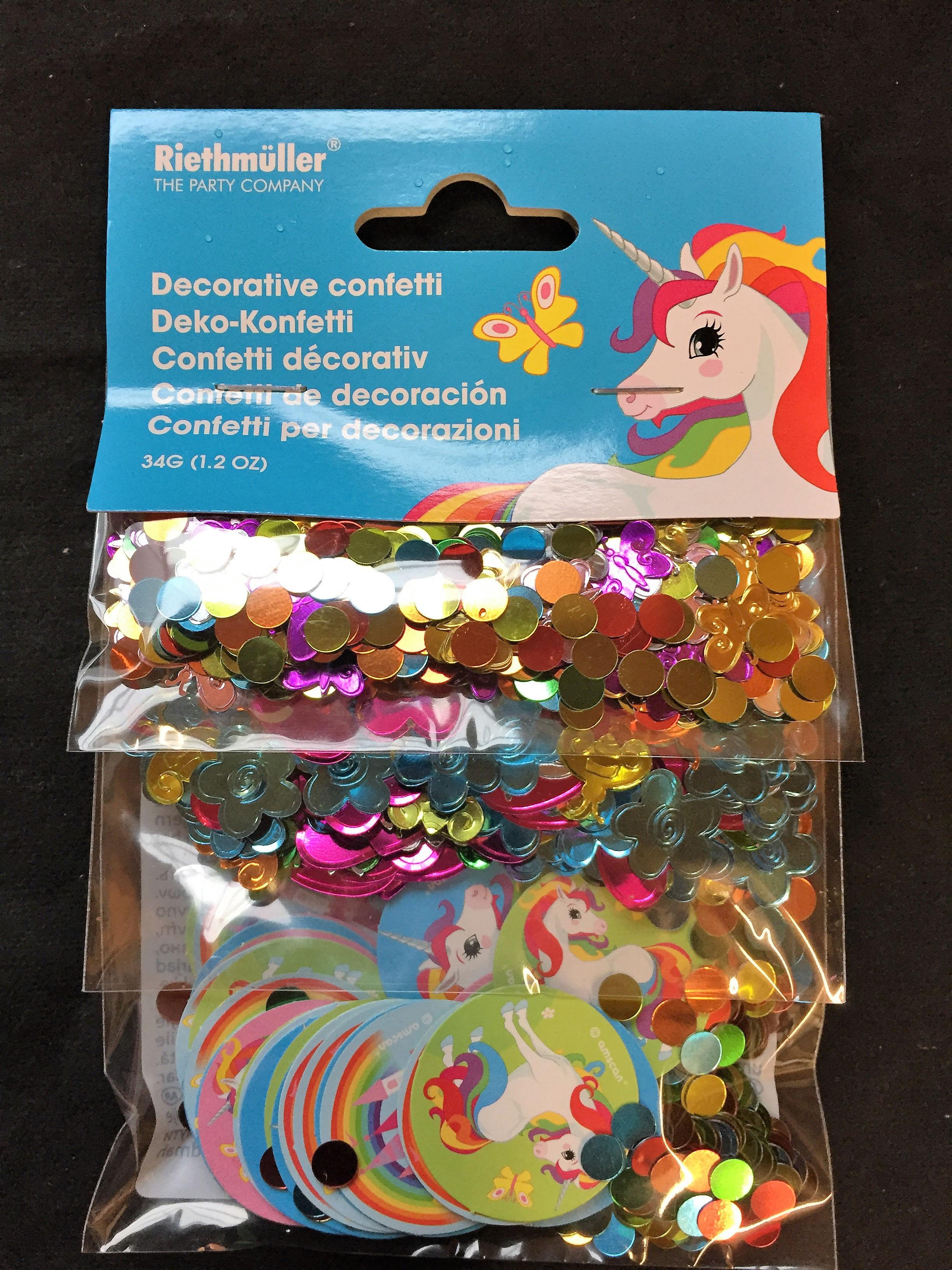 Easter Table Confetti Sprinkles Triple Value Pack
