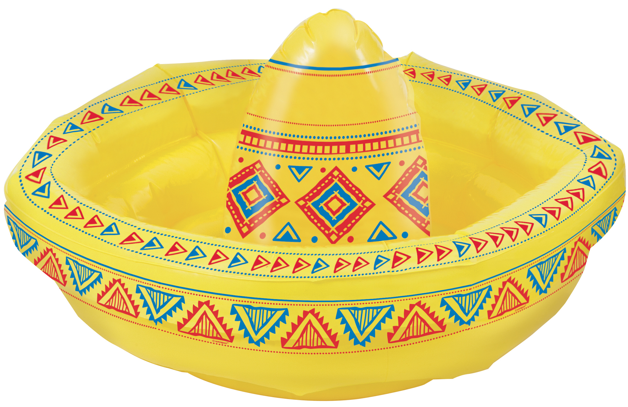 Inflatable Blow up Sombrero Hat Mexican Party Decoration Drinks ...