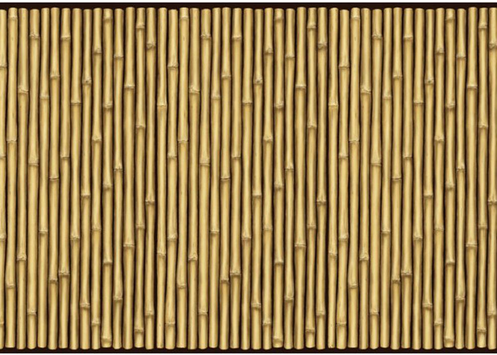 Hawaiian Party Décoration Chambre Roll 40 ft * bambou canne environ 12.19 m Mur De Scène Décoration