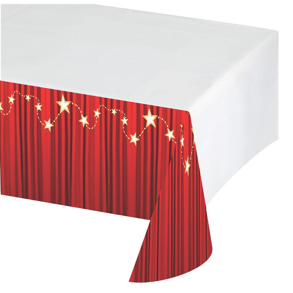 Eitelkeit Plastikteppich Sammlung Von Hollywood Kunststoff Roten Teppich Tischdecke Tablecover Oscars