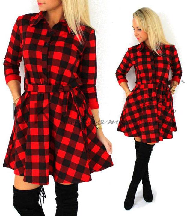Aventine D Pleated Skirt