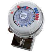 Timeguard RTS114 24 Hr/Half Day, Omit 20A Round Pattern Timer