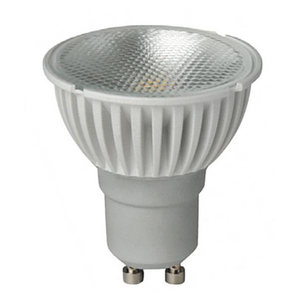 megaman 6w gu10 2800k dimmable led warm white 141401 led best deal lamps. Black Bedroom Furniture Sets. Home Design Ideas
