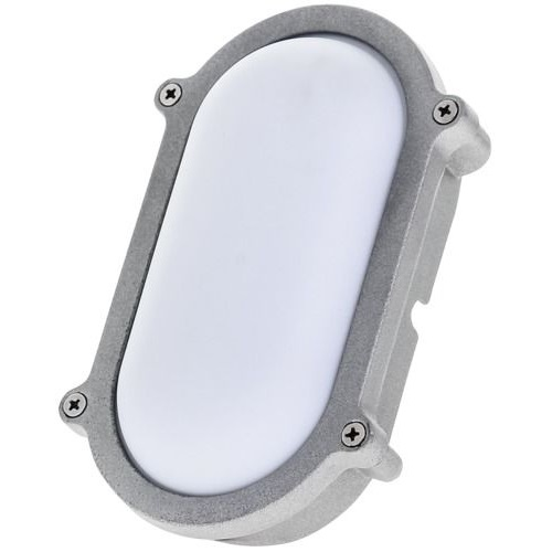 Timeguard LED Oval Bulkhead Light 9W LEDBHO9W