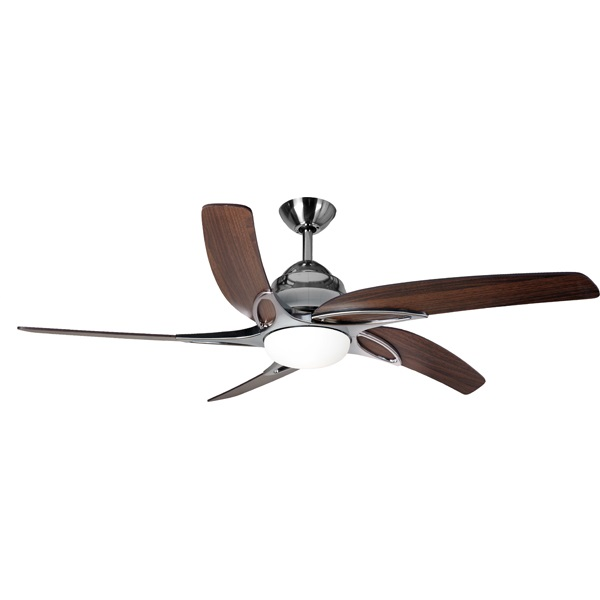 Remote//Fantasia Viper 44 Inch LED Ceiling Fan Stainless