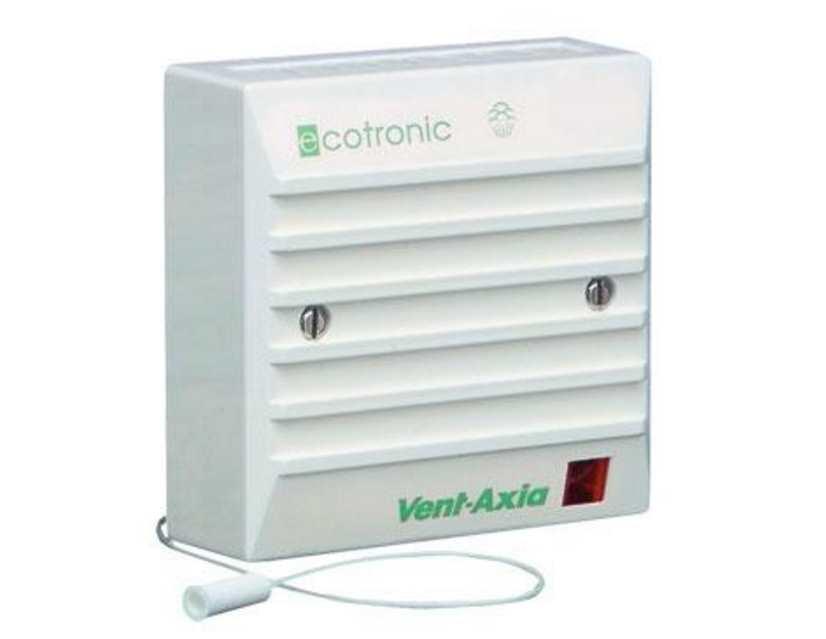 vent axia ecotronic humidity sensor