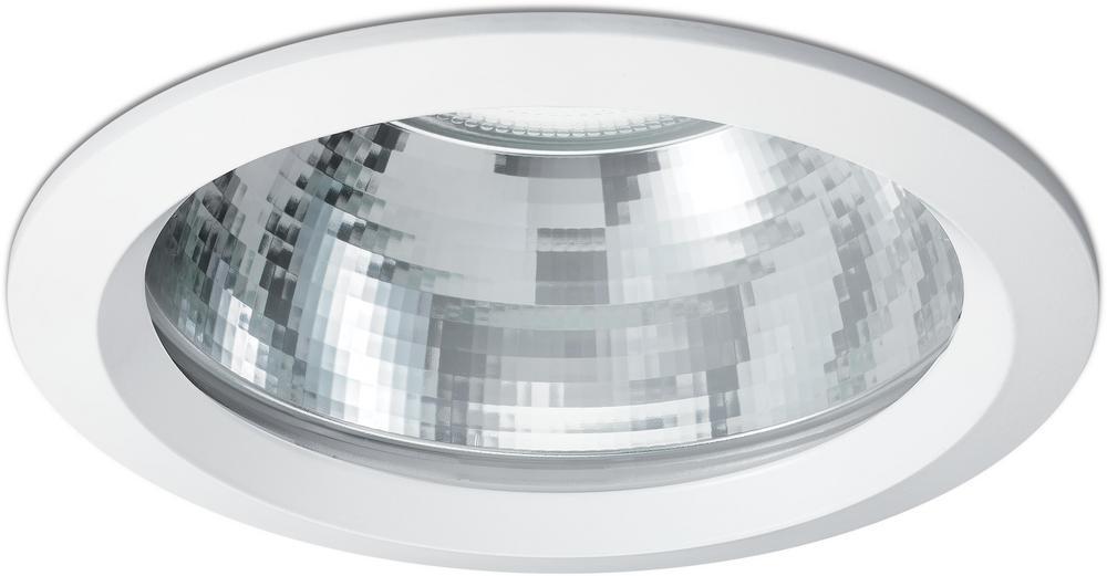 JCC Coral Aluminium Bezel: White