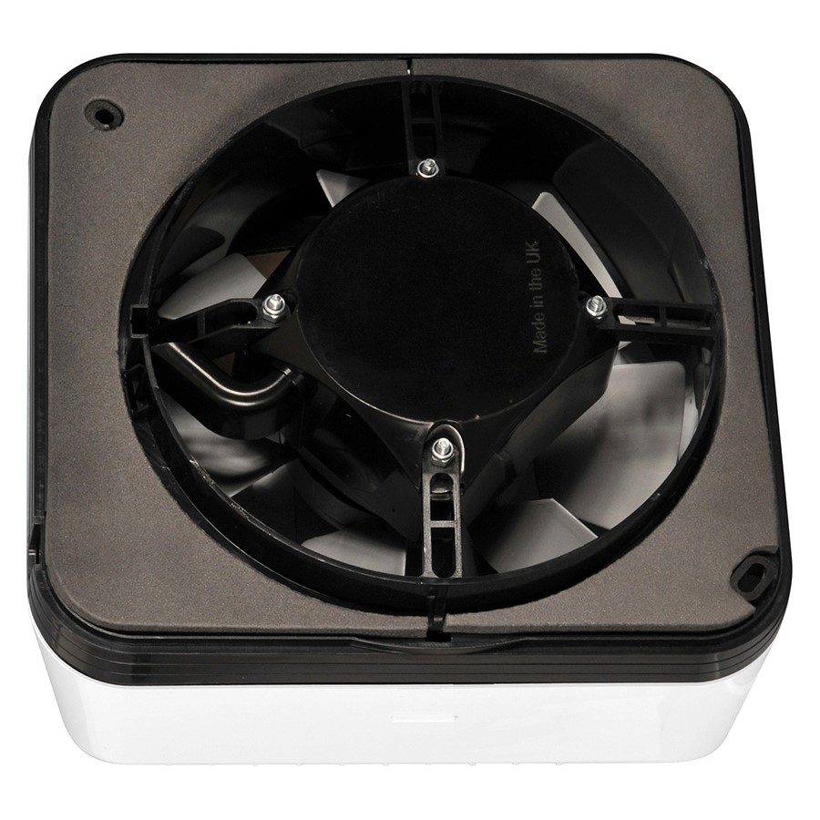 """Xpelair Extractor Fans For Bathrooms: Xpelair GXC6 Kitchen Extractor Pullcord Fan 6"""" 150mm"""