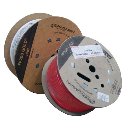 Prysmian Fp200 Gold 2c E Red Fire Resistant Cable