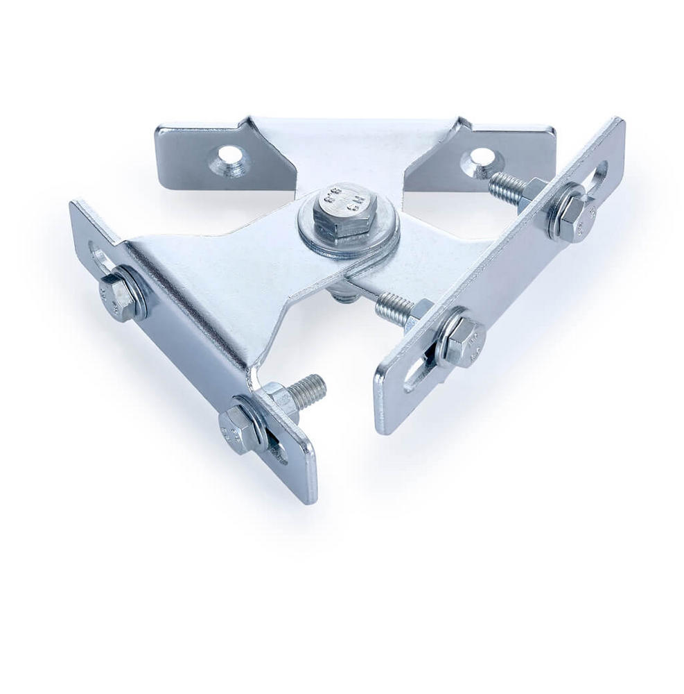 Floodlight Bracket KRP2 Supports 2 Small Floods