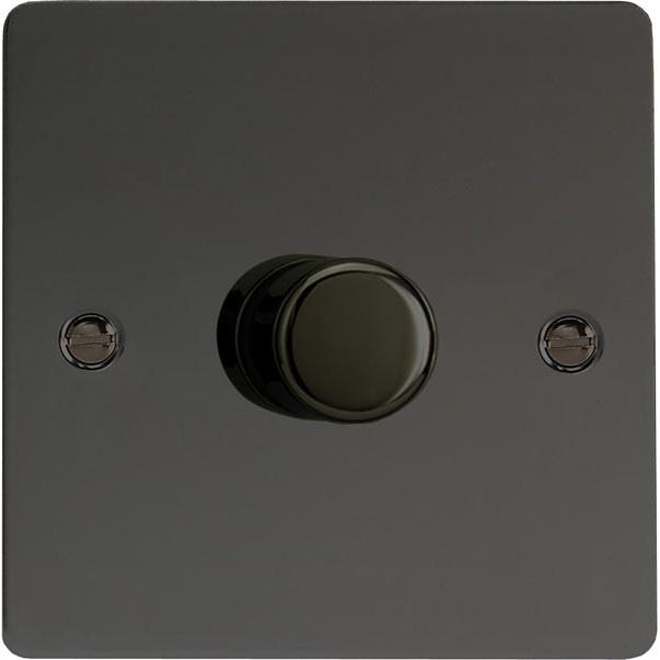 Varilight V-Pro Ultraflat Iridium Black 400W Trailing Edge Dimmer