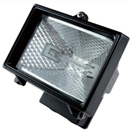 Timeguard NCFB150C Floodlight 150W Halogen Energy Saving Bl