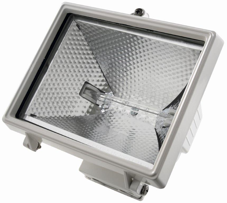 Timeguard NCFW500C Floodlight 500W Halogen Energy Saving Wh