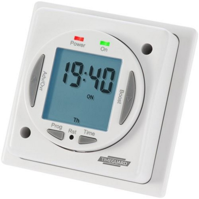 Timeguard NTT03 7 day Compact Electronic Immersion Heater Timeswitch ...