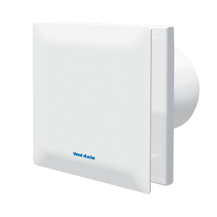 Sentinel Vent-Axia Silent Bathroom Extractor Fan VASF100B 100mm 14dBA Quiet VASF100